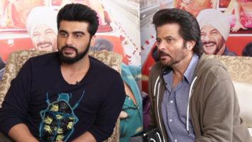 Anil Kapoor & Arjun Kapoor REVEAL EXCITING SECRETS Of Kapoor Family video