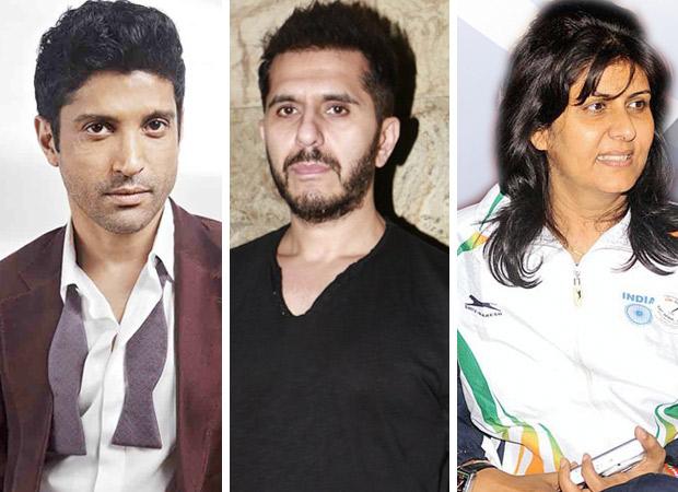 Farhan Akhtar, Ritesh Sidhwani to produce a biopic on India's Paralympic champion Deepa Malik