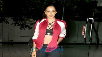 Kiara Advani snapped post rehearsals In Andheri