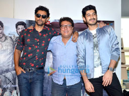Kunal Kapoor and Mohit Marwah snapped at 'Raag Desh' promotions