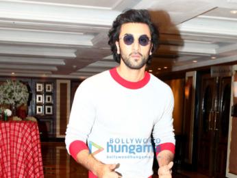 Ranbir Kapoor and Katrina Kaif at 'Jagga Jasoos' promotions
