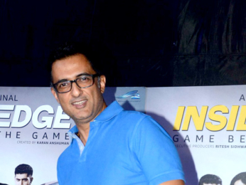 Richa Chadda, Vivek Oberoi and many more at 'Inside Edge' web series screening