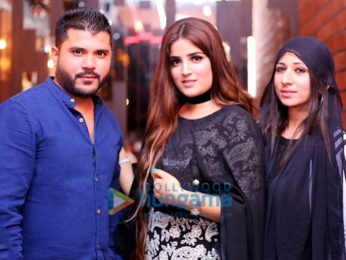 Sana Khan attends Shaista Ali Khan's birthday bash