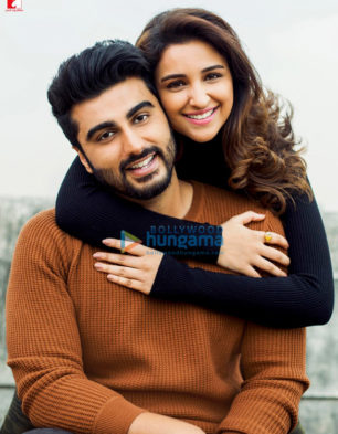 Movie Still From The Movie Sandeep Aur Pinky Faraar