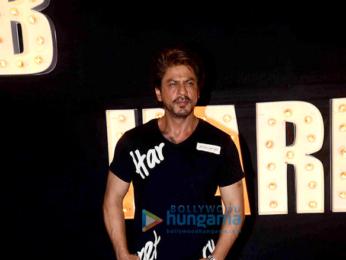 Shah Rukh Khan and Anushka Sharma at 'Jab Harry Met Sejal' new song launch 'Beech Beech Mein'