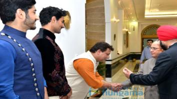 Special screening of 'Raag Desh' for ex-President Pranab Mukherjee