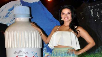 Sunny Leone unveils Torque Pharma's new product 'JAL'