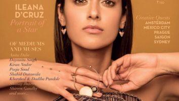 Ileana DCruz On The Cover Of Verve