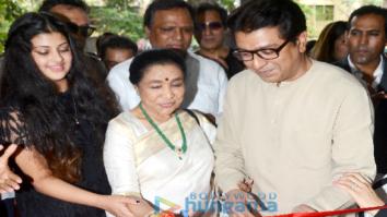 Asha Bhosle's grand-daughter Zanai Bhosle turns enterpreneur with iAzure