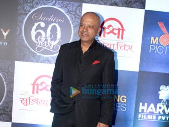 Celebs grace Sachin Pilgaonkar's 60th birthday celebrations