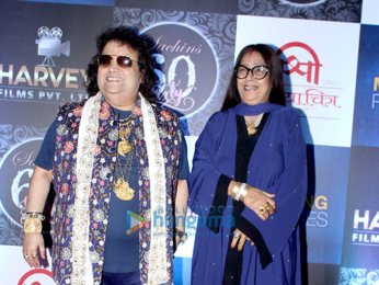 Celebs grace Sachin Pilgaonkar's 60th birthday celebrations