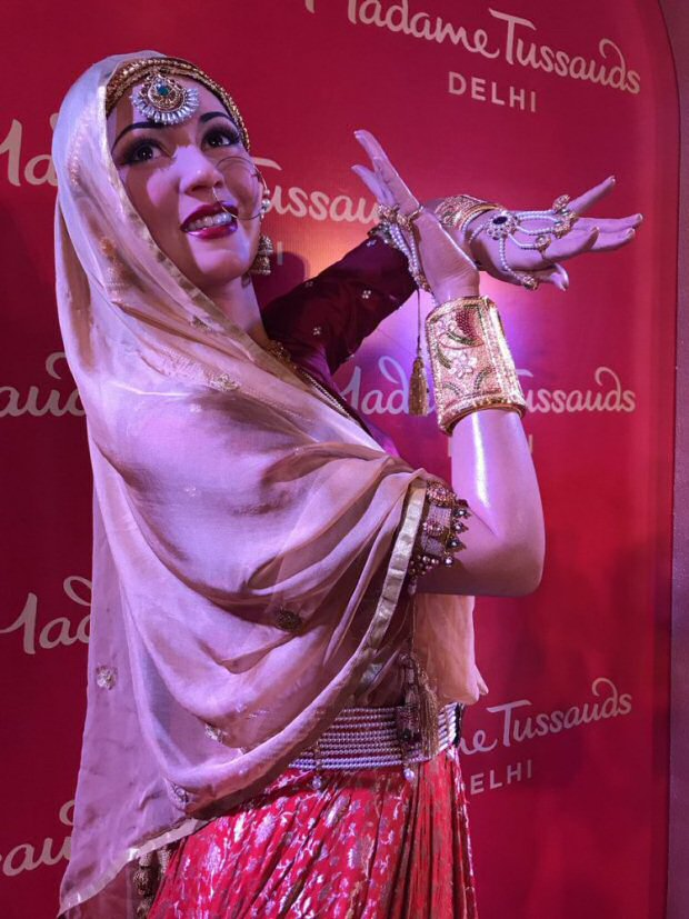Check out Madhubala gets a wax statue as Mughal-e-Azam's Anarkali at Madame Tussauds in Delhi2