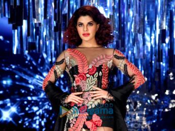 Jacqueline Fernandez & Aditya Roy Kapur walk for Manish Malhotra at Lakme Fashion Week 2017
