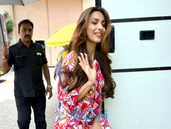 Malaika Arora snapped at Mehboob Studio