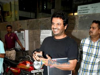Parineeti Chopra and Vikas Bahl snapped post a meeting at Indigo Bandra