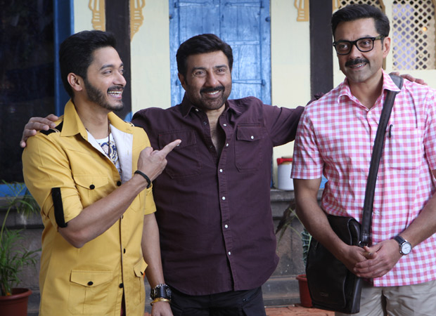 Poster Boys is Sunny Deol's fastest film shot till date