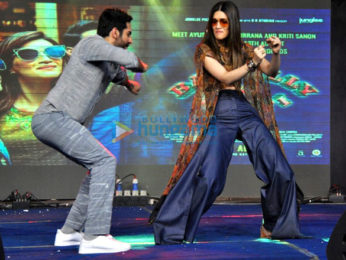 Promotion of 'Bareilly Ki Barfi' at Umang Festival