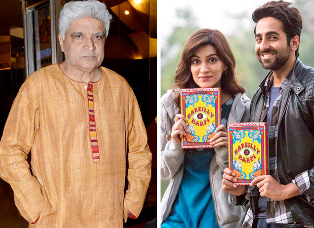 REVEALED Javed Akhtar plays narrator in Bareilly Ki Barfi