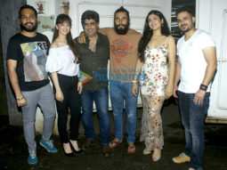 Randeep Hooda and others grace 'Baaraat Company' screening