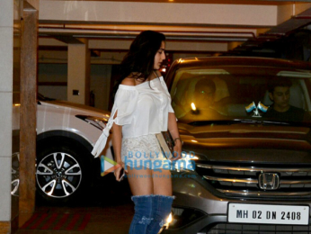 Saif Ali Khan rings in his birthday with family and close friends