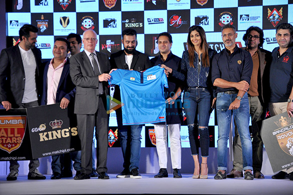 Shilpa Shetty Kundra And Raj Kundra Attend The Launch Of Indian Poker League Parties Events Bollywood Hungama