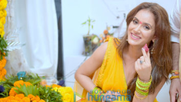 Shweta Khanduri celebrate Ganesh Chaturthi