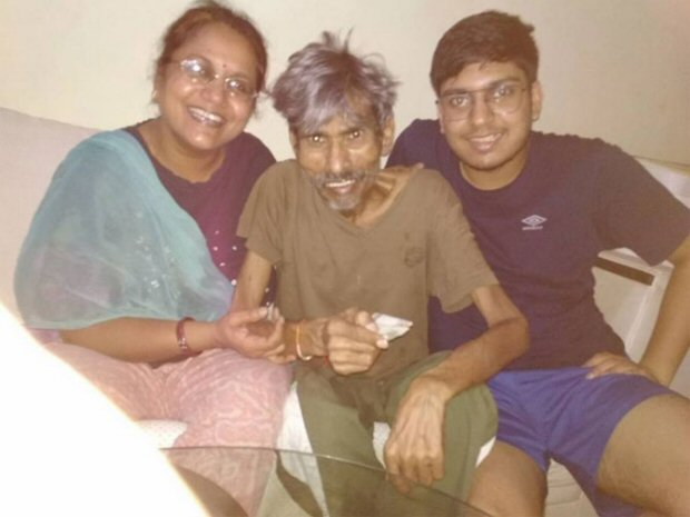 SitaramPanchal passes away a day after celebrating his 26th wedding anniversary