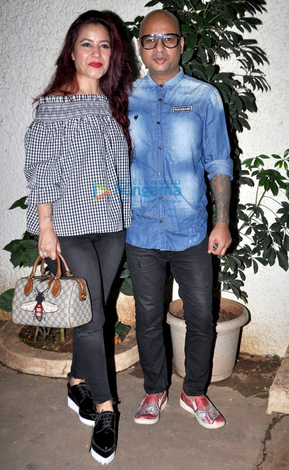 Celebs grace the special screening of 'Bareilly Ki Barfi' at Sunny Super Sound