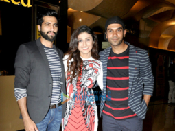 Special screening of 'Gurgaon' at PVR Juhu