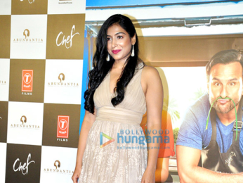 Trailer launch of 'Chef'