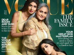 Jaya Bachchan On The Cover Of Vogue India