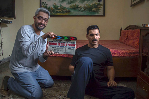 WRAP UP! John Abraham completes the shoot of his film on nuclear test Parmanu