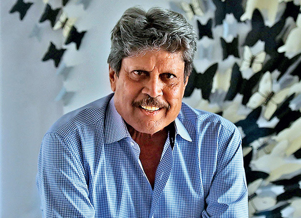 """It's not a biopic on me"" - Kapil Dev"