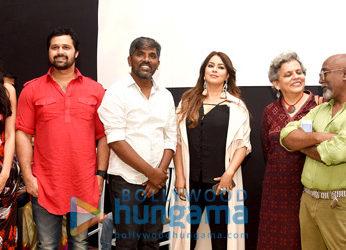 Mahima Chaudhary, Pooja Bedi & many others grace Mallikarjun Katke's 'Me - Beyond Me' art show inauguration at Jehangir Art Gallery