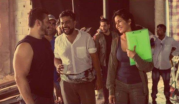 BREAKING-Salman Khan-Katrina Kaif's Tiger Zinda Hai shoot wraps up