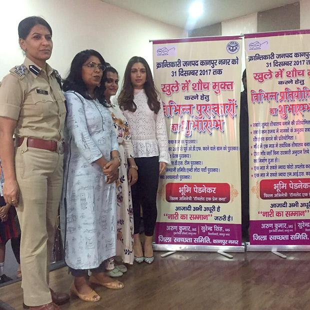 Bhumi Pednekar met the 'Anti - Lota' -3