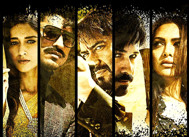 Box Office Baadshaho collects 3.22 mil. AED [Rs. 5.61 cr.] in its opening weekend at U.A.E G.C.C market