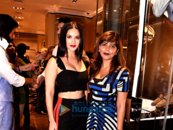 Celebs grace the launch of the Tod's store
