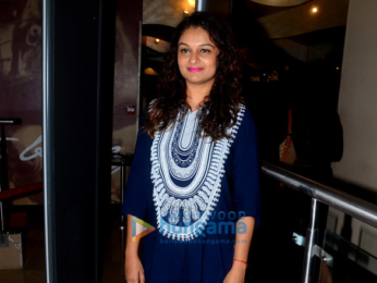 Celebs grace the special screening of 'Haseena Parkar'