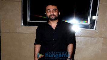 Celebs grace the special screening of 'Haseena Parkar'