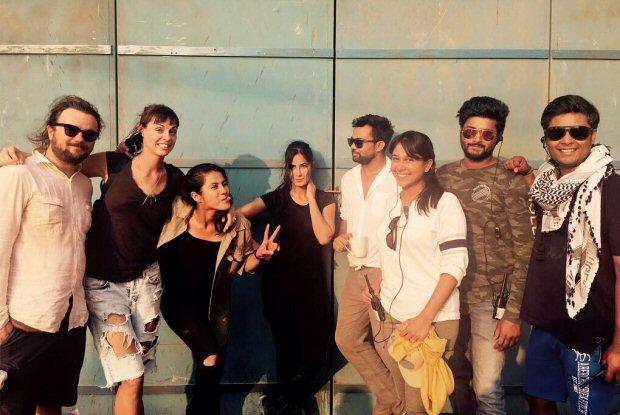 Check out Katrina Kaif wraps up Abu Dhabi schedule of Tiger Zinda Hai2