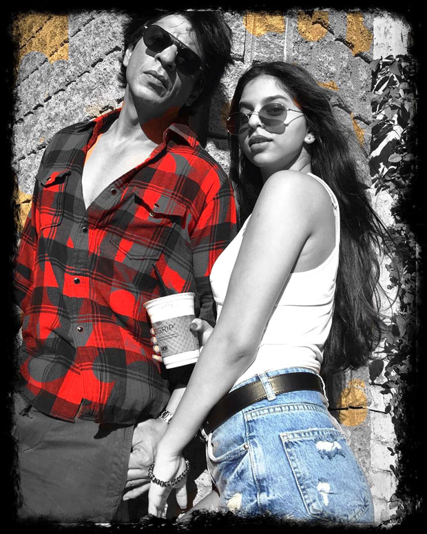 Check out Shah Rukh Khan's hilarious post on Suhana Khan leaving for school is the most dad thing ever!