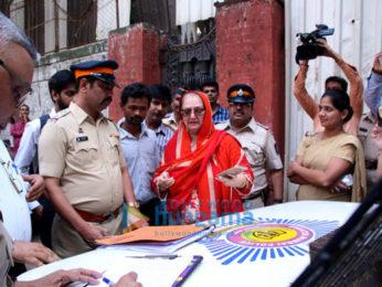 Dilip Kumar and Saira Banu wins property case in Bandra