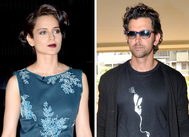 EXPLOSIVE If he had a problem with me, then why was he rolling on the floor dancing on my birthday says Kangna Ranaut about her relationship with Hrithik Roshan2