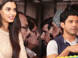 Find Out How Well Do Farhan Akhtar & Diana Penty Know Lucknow Lucknow Central vid