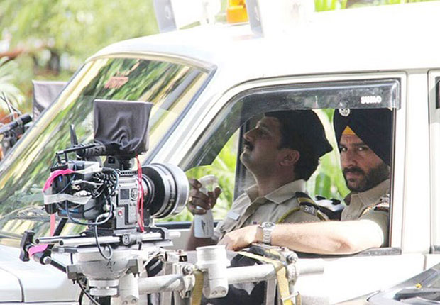 First look of Saif Ali Khan from his web series Sacred Games (2)