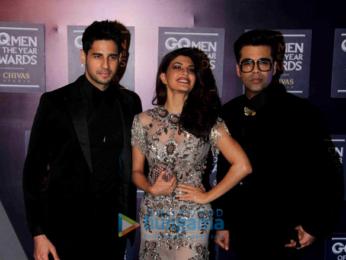 Aamir Khan, Sidharth Malhotra, Jacqueline Fernandez and Ranveer Singh grace GQ Men of The Year Awards 2017