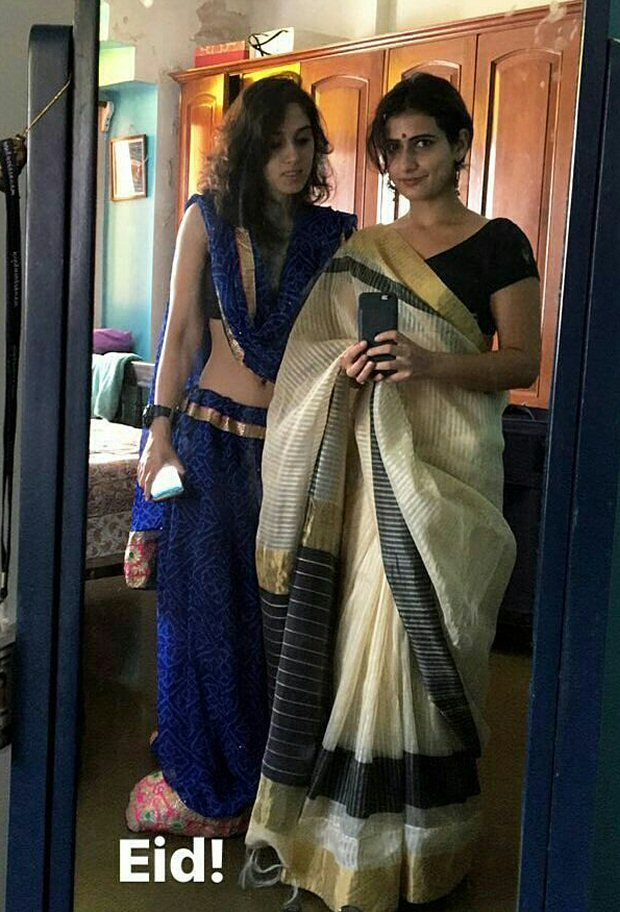 Inside Pics Fatima Sana Shaikh celebrates Eid with Aamir Khan and family4