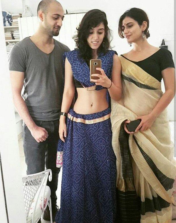 Inside Pics Fatima Sana Shaikh celebrates Eid with Aamir Khan and family5