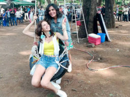 On The Sets Of The Movie Jia Aur Jia